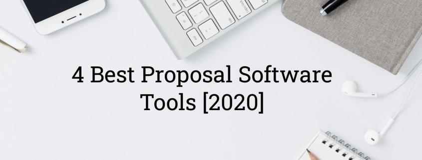 best proposal software