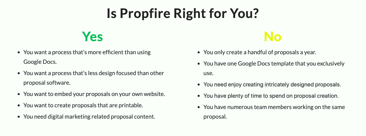 is propfire right for you