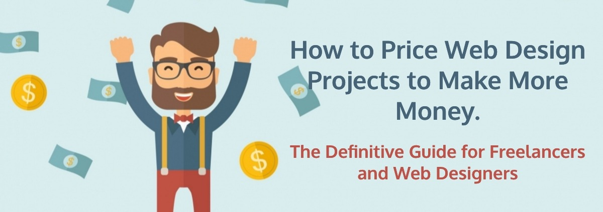 how to price a web design proposal