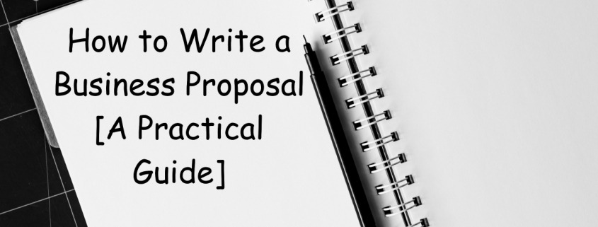 write business proposal